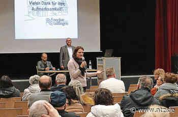 Streit um Flüchtlinge in Neckartailfingen - Nürtinger Zeitung