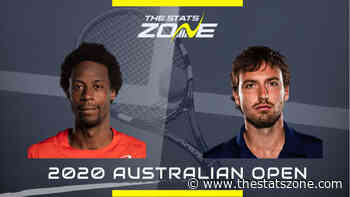 2020 Australian Open – Gael Monfils vs Ernests Gulbis Preview & Prediction - The Stats Zone