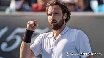 Shoe Worries Aside, Ernests Gulbis Eyes Another Career Resurgence In Melbourne - ATP Tour
