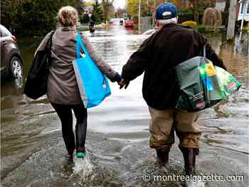 Pierrefonds-Roxboro mayor decries inaction on flood prevention - Montreal Gazette
