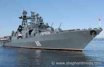 Severomorsk ASW ship re-enters service - Naval Warfare - Shephard Media