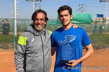 Nicolás Sánchez Izquierdo, campeón del ITF de El Cairo - Industria del Tenis
