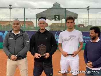 Javier Martí empieza la temporada ganando el ITF de El Cairo tras más de dos años lesionado - Industria del Tenis