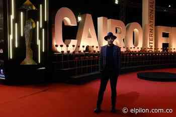 """""""El público en El Cairo vibró con momentos que yo idealicé desde el guión"""": David David - ElPilón.com.co"""