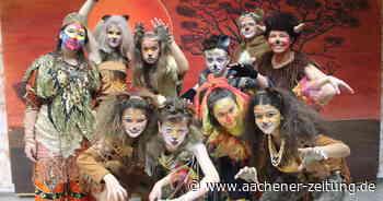 """Tanztheater Aldenhoven präsentiert das Musical """"Der König der Löwen"""" - Aachener Zeitung"""