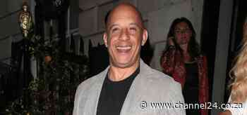 Vin Diesel shows off his ripped 'dad bod' in shirtless pic – and we can't help but swoon!