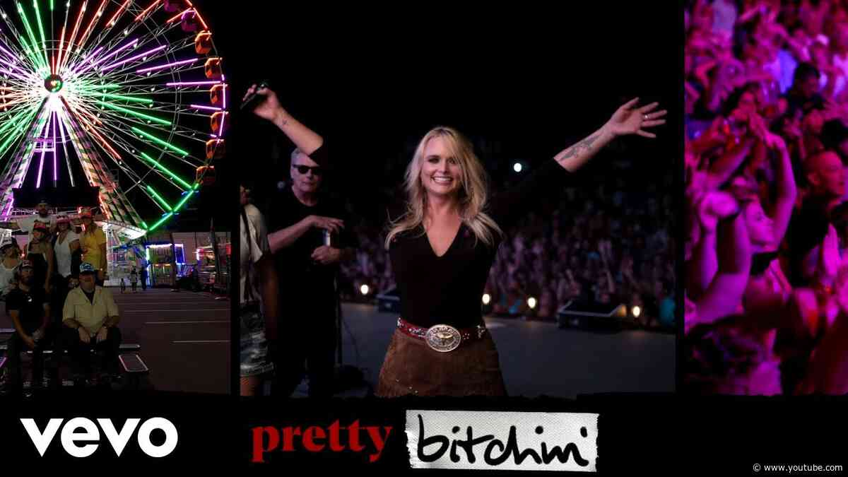 Miranda Lambert - Pretty Bitchin' (Unofficial Music Video)