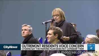 Outremont voices concern - CityNews Montreal