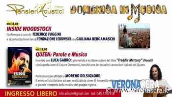 """""""Pensieri acustici"""" a San Giovanni Lupatoto con Luca Garrò e Moreno Delsignore - Verona Sera"""