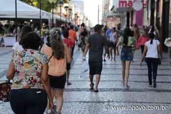Detentos de Itaitinga vão trabalhar na revitalização do Centro de Fortaleza - O POVO