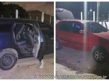 Caminhão tem carga roubada e funcionários são feitos reféns em Itaitinga; grupo é preso - Diário do Nordeste