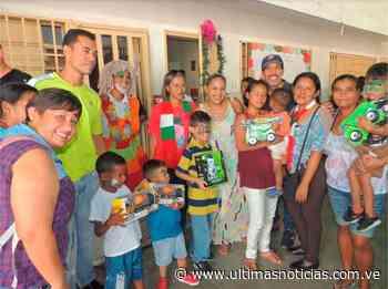 Llevaron parrandón a niños hospitalizados en Santa Teresa del Tuy - Últimas Noticias