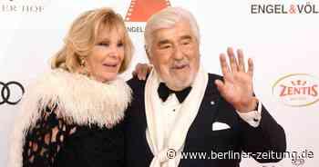 Ehrung von Mario Adorf beim Lubitsch-Preis 2020 - Berliner Zeitung