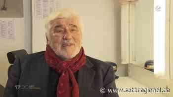Mario Adorf auf Film Festival in Braunschweig für besondere Verdienste geehrt - Sat.1 Regional