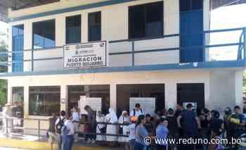 Cívicos toman Senasag, Migración y Aduana en Puerto Quijarro - Red Uno de Bolivia