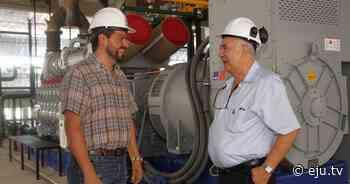 La CRE instala un nuevo motor de electricidad en Puerto Quijarro - eju.tv