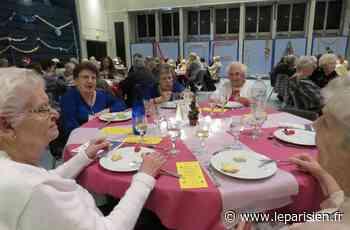 Itteville : le Noël solidaire des Petits frères des pauvres réunit 70 personnes âgées isolées - Le Parisien