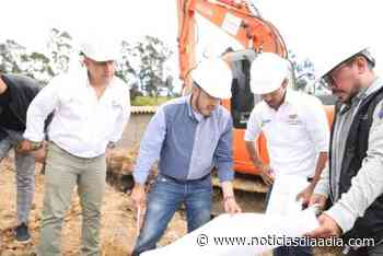 Obras para el desarrollo de la comunidad en Guasca,... - Noticias Día a Día