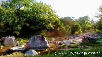 Río, caminatas y tranquilidad: una escapada de verano a Agua de Oro - Voy de VIaje