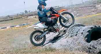 Punta de Bombón gozó con la competencia de motoenduro - Diario Correo