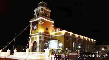 Arequipa: Punta de Bombón vive la festividad del Señor de los Desamparados [VIDEO] - LaRepública.pe