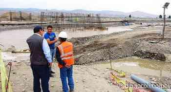 Alcalde de Punta de Bombón preocupado por incremento del caudal del río Tambo - Diario Correo