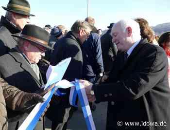 Niederviehbach: Ein Fest für die neue Brücke - Dingolfinger Anzeiger