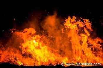 Mueren dos niñas al incendiarse casa donde dormían en Piedra Blanca - Diario Libre