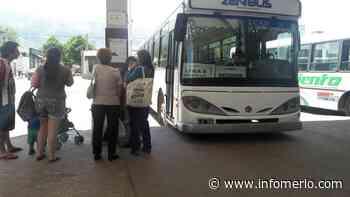 Transporte urbano: Rincón del Este y Piedra Blanca con servicio limitado - diario infomerlo