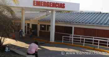 Murió un hombre que se cayó de la moto en Piedra Blanca - El Ancasti Editorial
