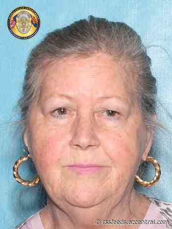 Police seek the public's help in finding missing Peoria woman with dementia