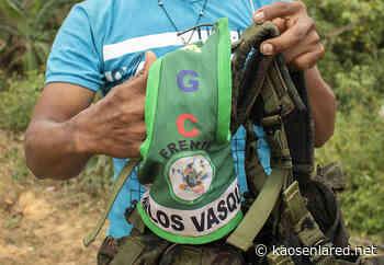 Colombia. Persisten incursiones paramilitares en el Bajo Atrato - kaosenlared.net