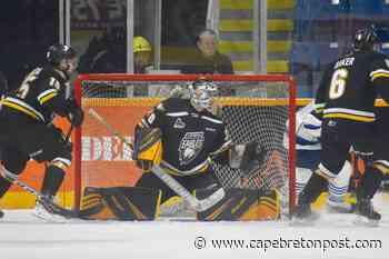 Chicoutimi Saguenéens ride power play to victory over Cape Breton Eagles - Cape Breton Post