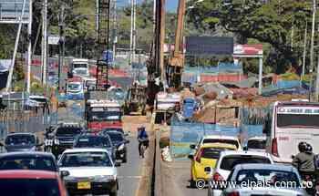 Hoy empiezan cambios viales nocturnos en la vía Cali - Jamundí - El País – Cali