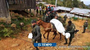 Masacre en el Valle: reportan asesinato de cinco personas en Jamundí - El Tiempo