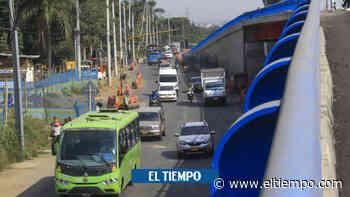 Mitad de ampliación de vía Cali-Jamundí, en febrero y la otra enredada - El Tiempo