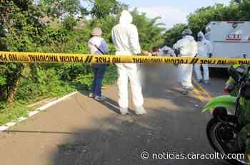 Policía halló cadáver de un joven con un tiro en la cabeza a la orilla de una importante carretera - Noticias Caracol