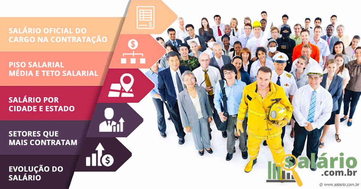 Recepcionista - Salário 2020 - Navirai, MS - salario.com.br