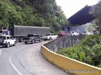 Arranca cierre de tránsito vehicular por la vía Ibagué – Calarcá - Ondas de Ibagué