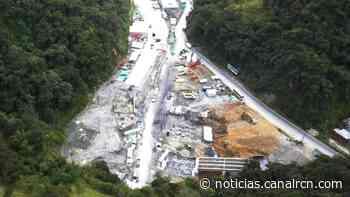 Hasta el 20 de diciembre habrá paso a un carril entre Cajamarca y Calarcá - Noticias RCN