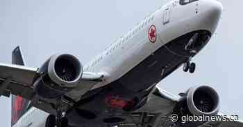 Landing gear issue forces Air Canada Express Montreal Saguenay flight to return - Global News