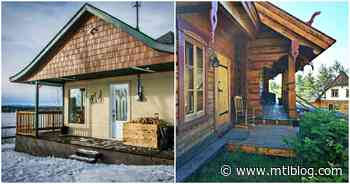 8 Chalets On The Quebec Saguenay Fjord Where You Can Spot The Northern Lights - MTL Blog