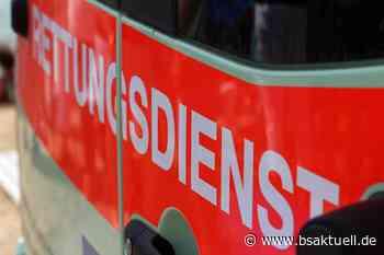 Ederheim: Frau will vergessene Bremse an rollendem Pkw anziehen – Verletzt - BSAktuell