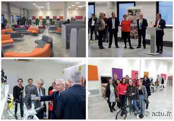 Seine-et-Marne. Le Learning Lab inauguré à Moissy-Cramayel - actu.fr