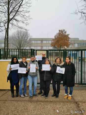 Seine-et-Marne. Le collège des Maillettes de Moissy-Cramayel en manque de profs - actu.fr