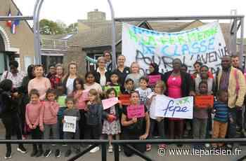 Moissy-Cramayel : aux Marronniers, les parents espèrent la réouverture d'une classe - Le Parisien