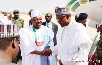 Election: Birnin Kebbi agog as President Buhari visits - TODAY.NG
