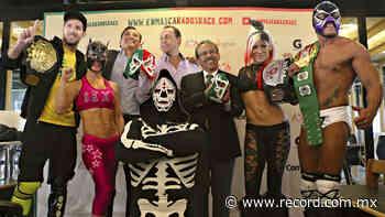 Video: La Parka recibió emotivo homenaje en San Luis Potosi - Diario Deportivo Record
