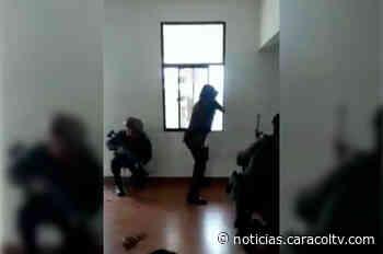 Estación de Policía en San Calixto fue atacada por el ELN - Noticias Caracol