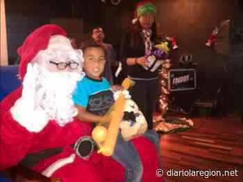 Magia navideña para niños de San Antonio de los Altos - Diario La Región